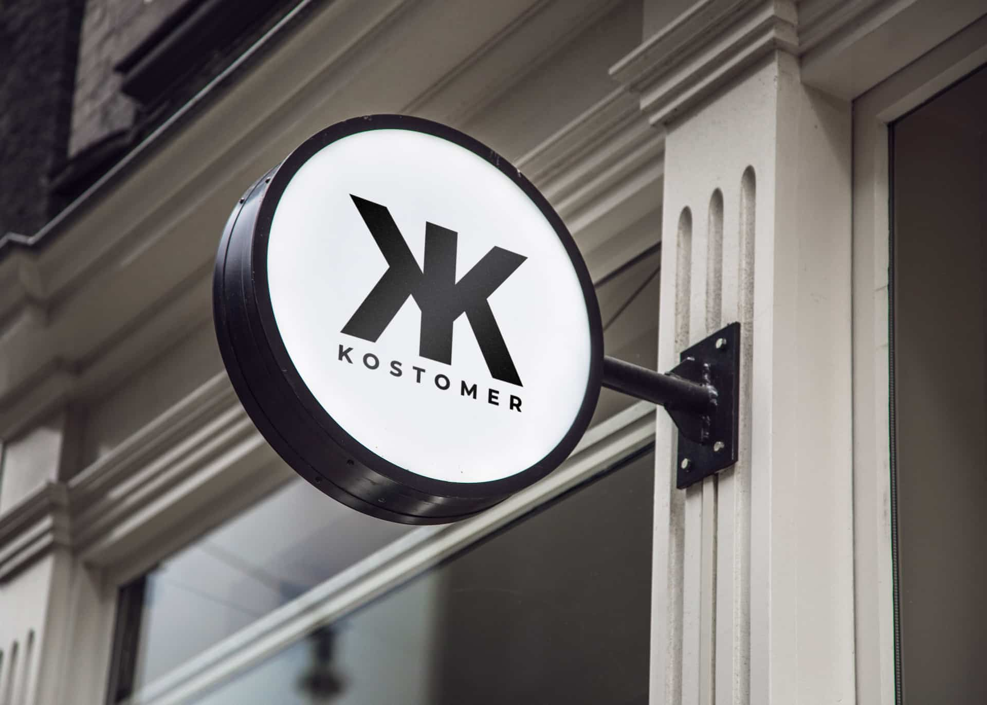 KOSTOMER-Hanging-sign-Mockup